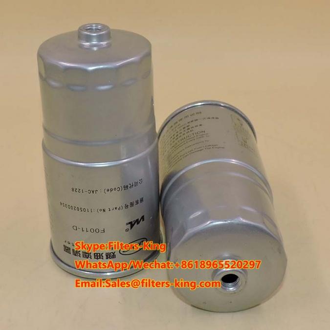 JAKOPARTS j1330326/Filtro de combustible